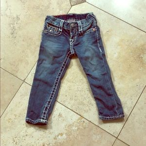 Toddler True Religion Jeans